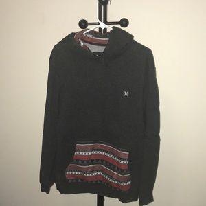 Hurley sweatshirt hoodie
